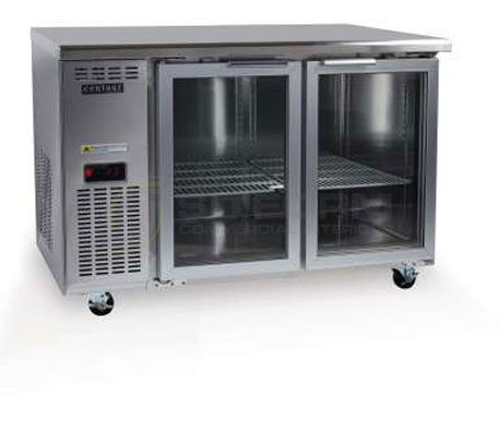 Underbench Display Chillers
