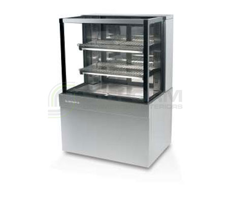 SKOPE FDM900 Food Display Cabinet Ambient | Ambient - Floor Standing Display