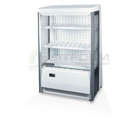 SKOPE  Open Deck OD400 Open Deck Fridge | Floor Standing - Cold Displays