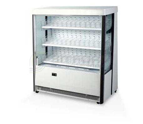 SKOPE  Open Deck OD460 Open Deck Fridge | Floor Standing - Cold Displays