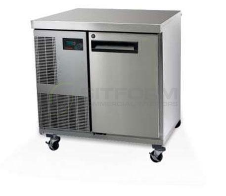 SKOPE  PEGASUS PG100 1 Solid Door 1/1 Underbench GN Freezer | Underbench - Freezers