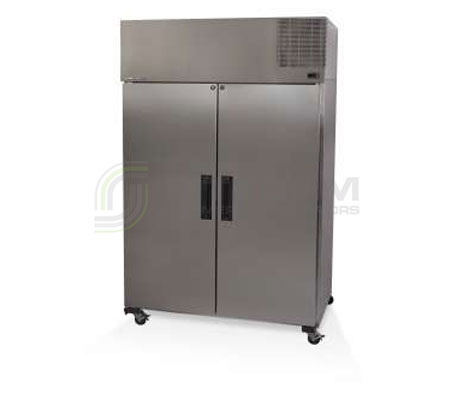 SKOPE  Pegasus PG1300 2 Solid Door Upright GN Freezer | Floor Standing - Storage Freezers