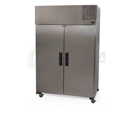 SKOPE  Pegasus PG1300 2 Solid Door Upright GN Fridge | Food Storage - Upright