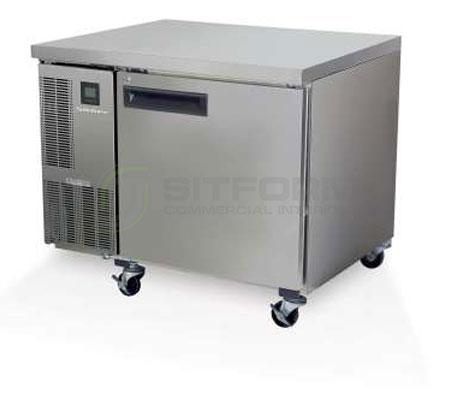 SKOPE  PEGASUS PG200 1 Solid Door 2/1 Underbench GN Freezer | Underbench - Freezers