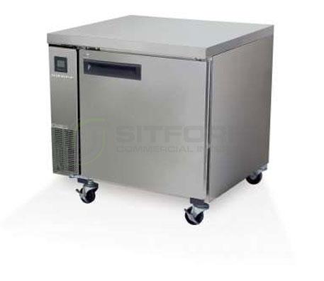SKOPE  PEGASUS PG200 1 Solid Door 2/1 Underbench GN Fridge Remote | Underbench - Storage