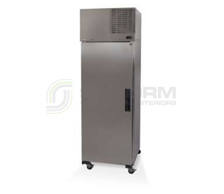 SKOPE  Pegasus PG600 1 Solid Door Upright GN Fridge Remote | Food Storage - Upright