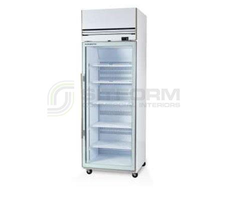 SKOPE  VF X VF650X 1 Glass or Solid Door Top Mount Freezer | Upright Freezer & Ice Displays