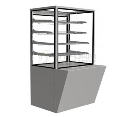 Festive – Baker Ambient Cabinet 600mm | Ambient - Floor Standing Display