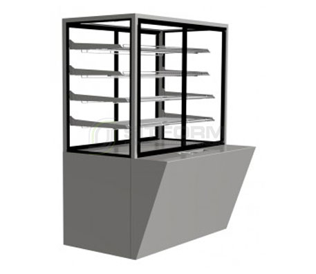 Festive –  Baker Chilled Cabinet 600mm | Floor Standing - Cold Displays