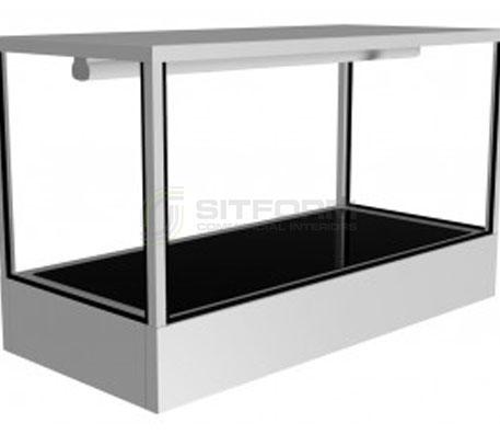 Festive – Devon: Hot Deck Cabinet 745mm | Drop In - Hot Display