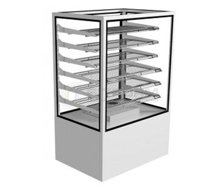 Festive – York Heated Cabinet 600mm | Floor Standing - Hot Displays