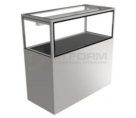 Festive –  York Hot Deck Cabinet 745mm | Floor Standing - Hot Displays