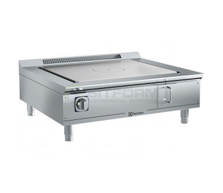 Electrolux Compact Line ARG12FLCE 305mm wide Gas Fry Top Griddle | Target Tops