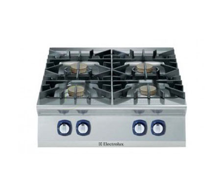Electrolux 900XP E9GCGH4COM – 4 Burner Gas Cook Top Boiling Top | Cooktops