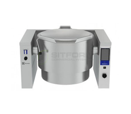 Electrolux PBOT10EGEO – 100L Electric Tilting Boiling Pan Kettle | Boiling Pans