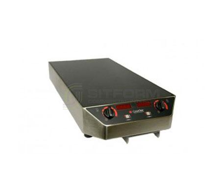 CookTek MC2502F – 2400 watt Double Hob Induction Cooktop   Induction Cook Tops
