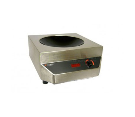 CookTek MWG2500 Induction Wok Cooker | Induction Cook Tops