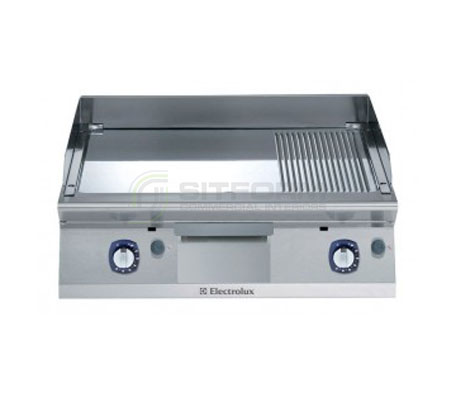 Electrolux 700XP E7FTGHCP00 – 800mm wide Gas Fry Top Griddle | Griddles