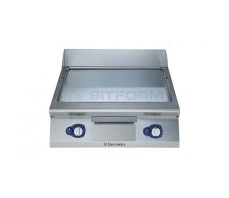 Electrolux 900XP E9FTGHCS00 – 800mm wide Sloped Chrome Plated Gas Frytop Griddle | Griddles
