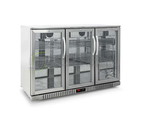 Austune BS-3(840) – Backbar Hinge Door 840mm Width | Bar Displays