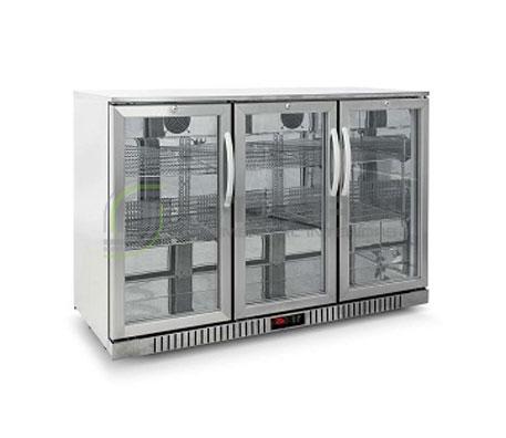 Austune BS-3(900) Backbar Hinge Door 900mm Width | Bar Displays