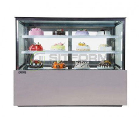 Austune – K680V – Cake Display 2400mm Width | Floor Standing - Cold Displays