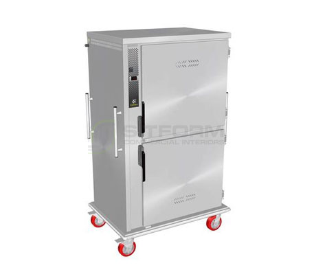 Culinaire CH.BC.96P – Suits 96 Plated Meals Banquet Carts | Banquet Carts