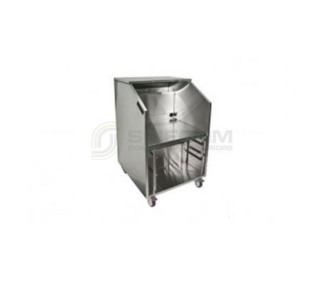 Woodson W.MVS Mobile Ventilation Station | Ductless Hoods | Restaurant & Kitchen Equipment