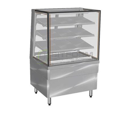 Culinaire CA.FDSQ.F.0900 – Ambient Food Display 900mm Wide | Ambient - Floor Standing Display | Restaurant & Kitchen Equipment