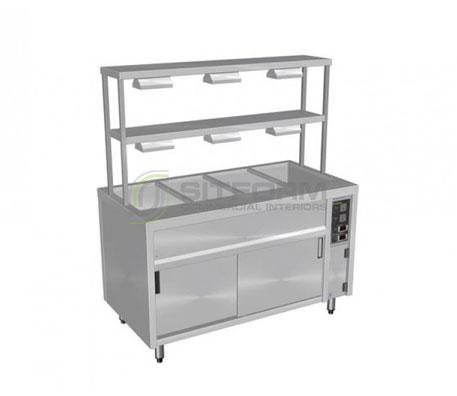 Culinaire CH.BMH.I.GDD.3 Bain Marie Hot Cupboard | Bain Maries