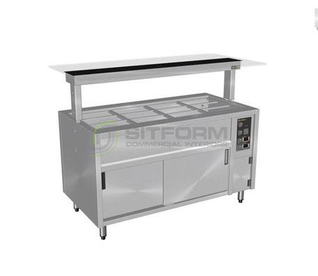 Culinaire CH.BMHC.U.GSB Bain Marie Hot Cupboard | Bain Maries
