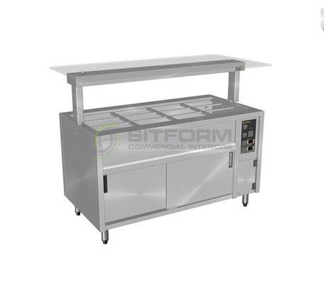 Culinaire CH.BMHC.U.GSF Bain Marie Hot Cupboard | Bain Maries