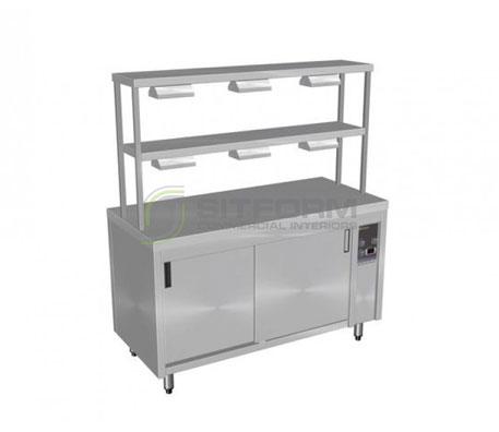 Culinaire CH.HC.I.GDD.3 Hot Cupboard | Hot Cupboards