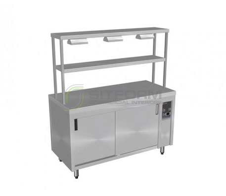 Culinaire CH.HC.I.GDT.3 Hot Cupboard | Hot Cupboards