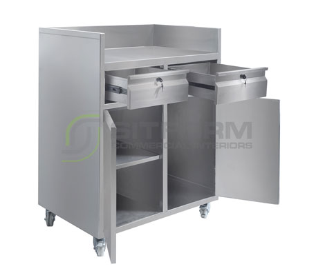 Simply Stainless SS40.WS Waiters Station | Waiters Station