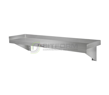 Simply Stainless SS10.0600 Wall Shelf | Shelves