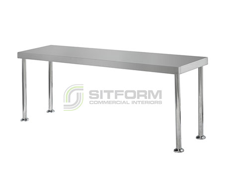 Simply Stainless SS12.0900 Bench Over-shelf | Shelves