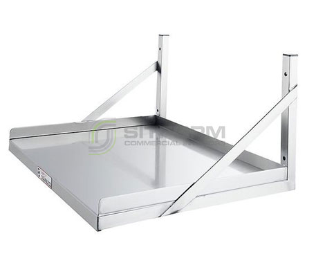 Simply Stainless SS28.MW.A.0450 Microwave Shelf | Shelves