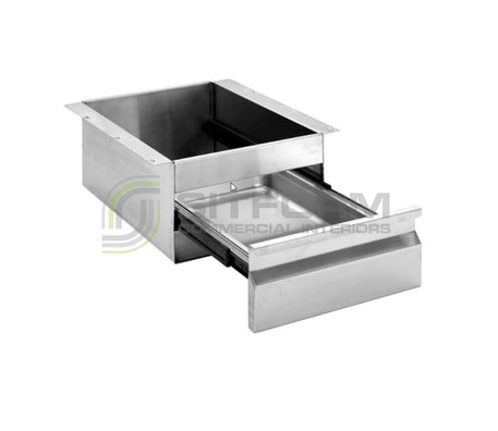 Simply Stainless SS19.GN Stainless Steel Drawer | Drawers