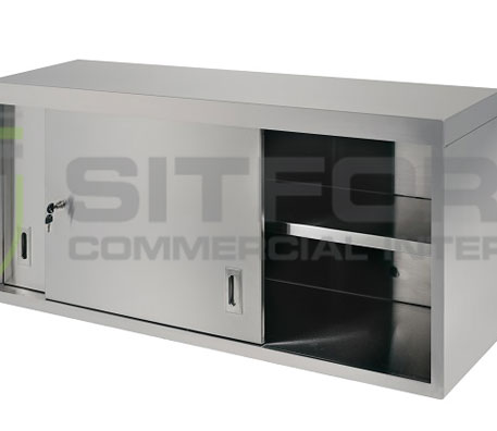 Simply Stainless SS29.0900 Wall Cupboard | Cupboards