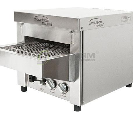 Woodson Starline W.CVS.S.10 – Snackmaster S10 Conveyor Oven | Conveyor Ovens