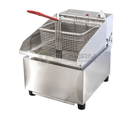 Woodson W.FRS80 – Fryer With 8 Litre Single Pan | Fryers