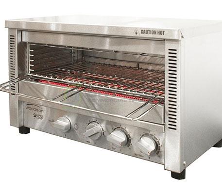 Woodson W.GTQI8S.10 – Supertoast | Grills & Toasters