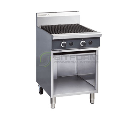 Cobra CB6 – 600mm Gas Barbecue – Open Cabinet Base | Char Grills & Barbecues