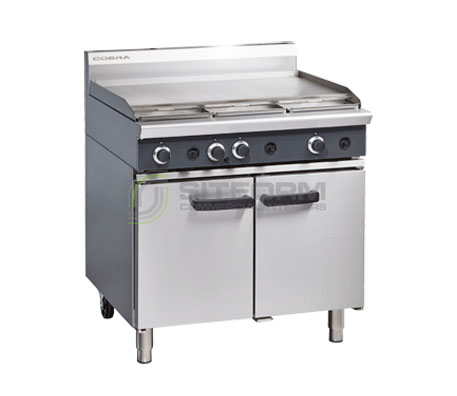 Cobra CR9A – 900mm Griddle Gas Range Static Oven | Ranges