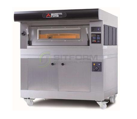 Moretti Forni –  COMP AMALFI A1 Single Deck Electric Oven | Deck Ovens