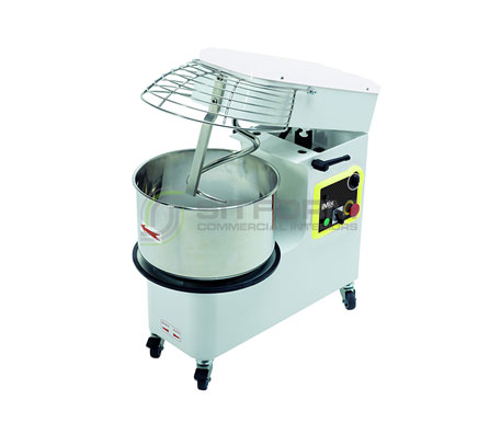 Moretti Forni iM R25/2 – Spiral Dough Mixer with Removable Bowl | Mixers and Rollers | Restaurant & Kitchen Equipment