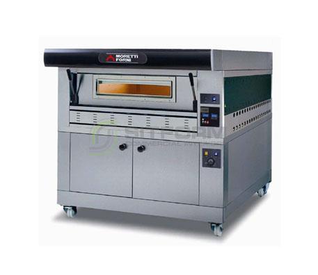 Moretti Professional –  COMP P110G A/1  Single Deck Gas Oven   Deck Ovens