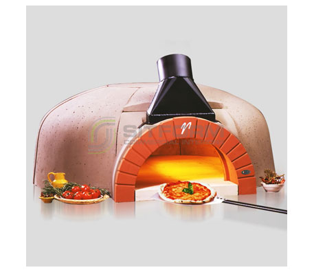 Valoriani Forni –  GR120x160 Oval Commercial Wood Fire Oven | Woodfire Ovens