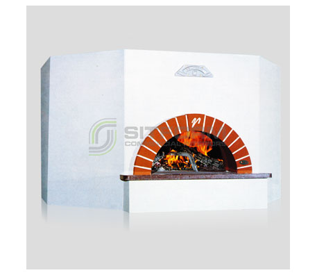 Valoriani Forni –  OT120×160 – Gas Oval Commercial Wood Fire Oven | Woodfire Ovens